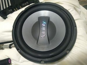 Infinity Subwoofer for Sale in Wasilla, AK