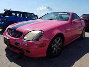2001 MERCEDES R170 SLK230 FOR PARTS PARTING OUT SLK320 SLK for Sale in Dallas, TX