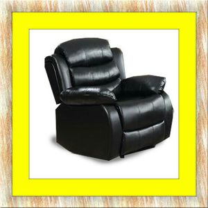 Black recliner chair free delivery for Sale in Fort Washington, MD