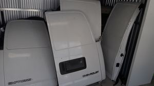 2004 to 2019 Chevy Express sabana Ford Econoline, dodge, pick up trucks etc..without glass $ 155 each..cada una or $ 600 786 ::356;;35 ;30 for Sale in Miami, FL