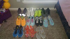 Nike,puma,addidas,sperry,tommy for Sale in Dallas, TX