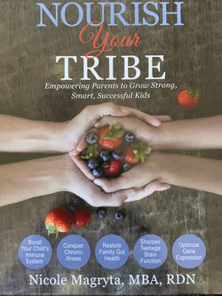 Nourish Your Tribe Cookbook for Sale in Boise,  ID