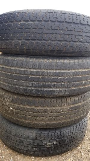 Used trailer tires for Sale in Amarillo, TX