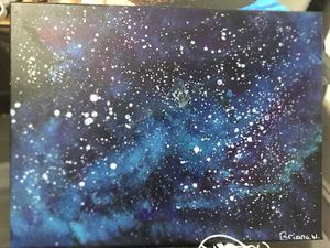 Canvas Art - Galaxy for Sale in Jersey City, NJ