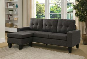 New sectional couch sofa Living Set Ottoman/Chassis for Sale in Corona, CA