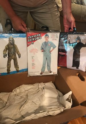 3 child's costumes for Sale in Lexington, MA