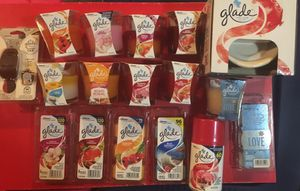 New glade candles, wax melts, and sprays for Sale in Salem, SD