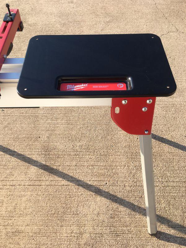 Milwaukee Folding Miter Saw Stand Model # 48-08-0551