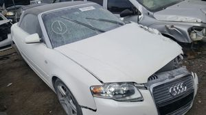 2007 Audi A4 2.0 Cabriolet for Parts for Sale in Miami, FL