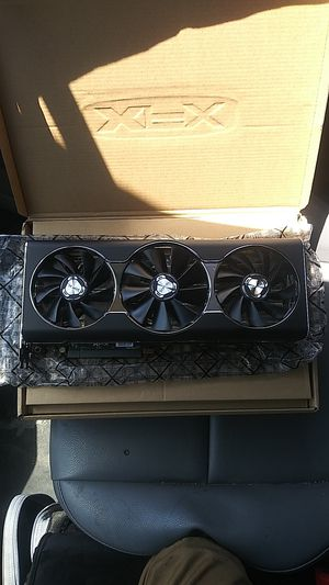 Radeon 5700 XT UTRA THICC3 graphics card 8gb GDDR6 for Sale in City of Industry, CA