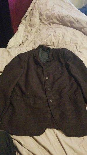 Brookfield vintage burgundy coat for Sale in La Mirada, CA