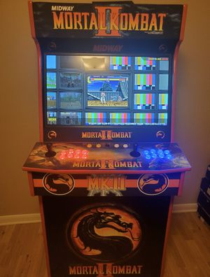 New arcade game over 2000 games for Sale in Chula Vista, CA