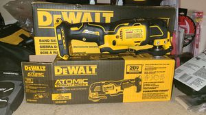 DEWALT MULTITOOL TOOL ONLY 80$ FIRM.PRICES for Sale in Gardena, CA