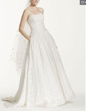 Brand New Davids Bridal Galina Wedding Dress for Sale in Cincinnati, OH
