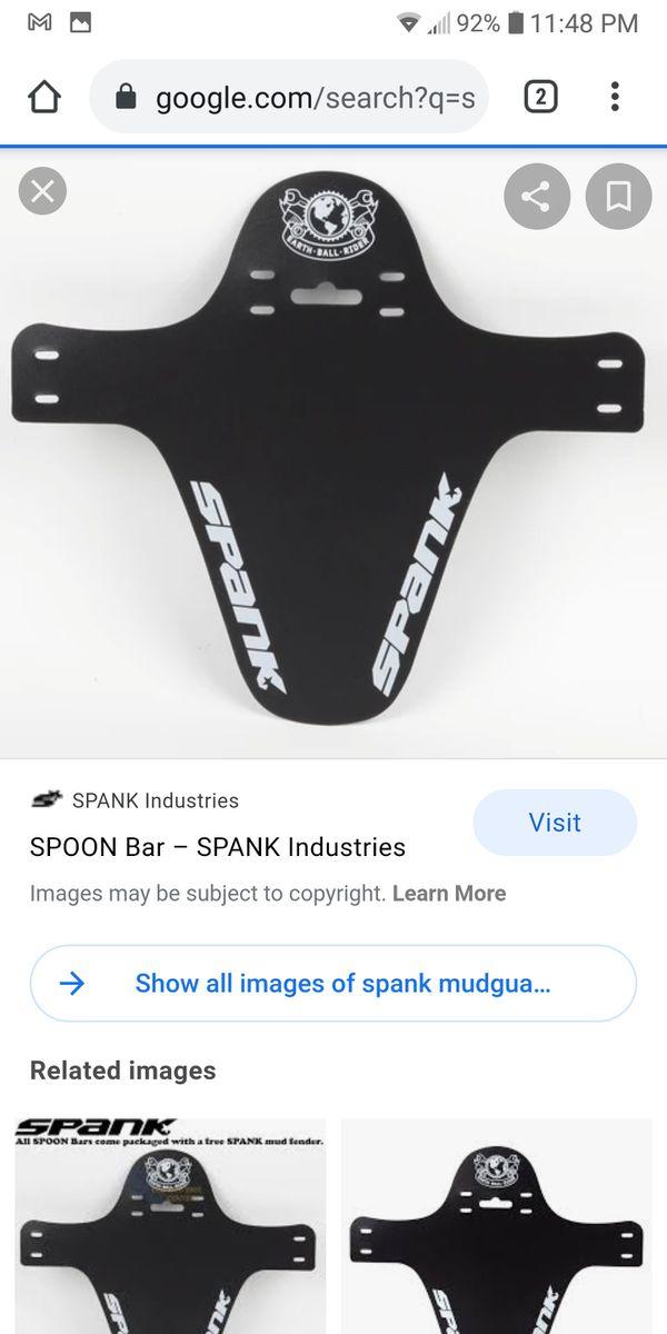 Spank Mountain Bike Mudguard