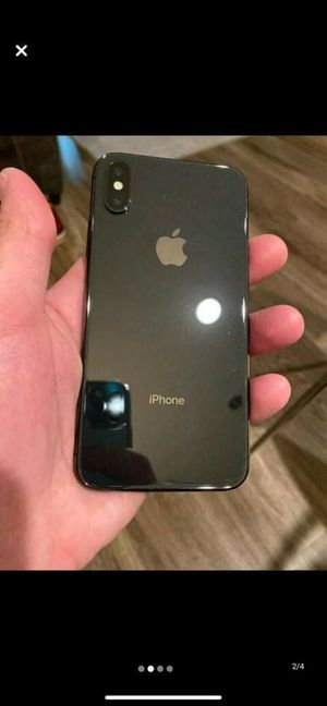 iPhone X 64GB used for Sale in Arlington, VA