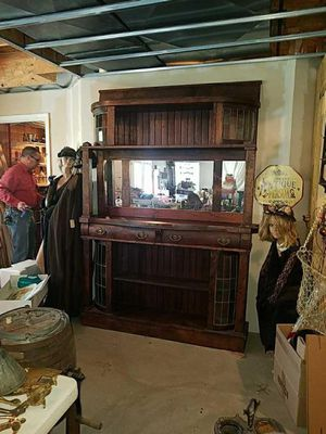 Antique Display or back Bar for Sale in Weldon Spring, MO