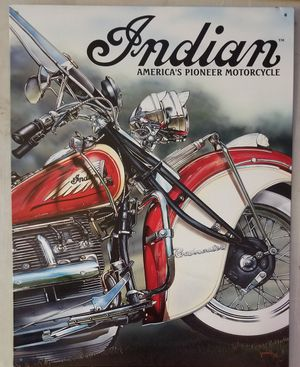 Indian America's pioneer motorcycle for Sale in Parma Heights, OH