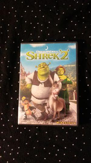 Shrek 2 movie for Sale in Moreno Valley, CA