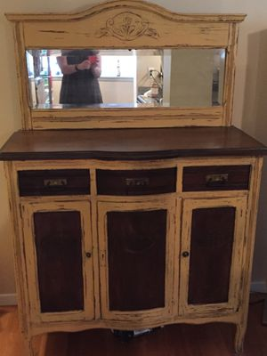 Antique cabinet for Sale in Seattle, WA