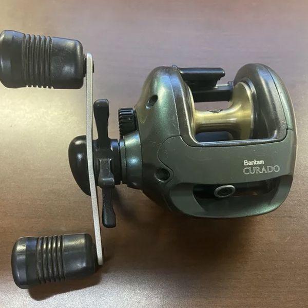 Shimano Bantam Curado CU-200