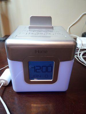 IHome Alarm Clock for Sale in Aurora, IL