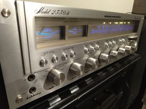 Marantz 2330B Stereo Receiver Vintage Serviced LED Upgrade for Sale in Henderson, NV