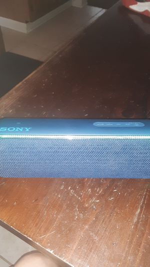 Sony bluetooth speaker for Sale in WILOUGHBY HLS, OH