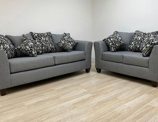 Sofa set 2pc//financing available for Sale in Hialeah,  FL