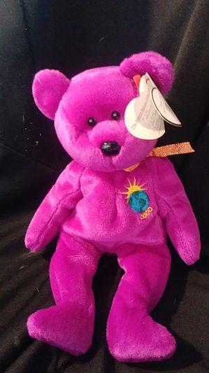 Millennium Bear Beanie Baby for Sale in Grand Prairie, TX