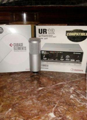 Recording Equipment (150 or best offer) for Sale in Jacksonville, FL