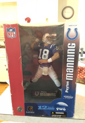 Peyton Manning Series 2 Action Figure for Sale in High Point, NC