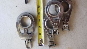 Gerhauer Blocks with Shackles for Sale in Marina del Rey, CA