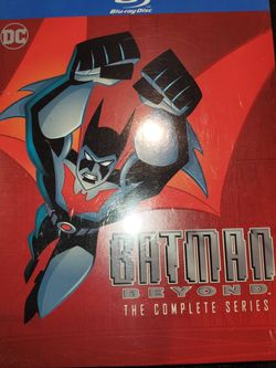 """Brand New Factory Sealed, """"BATMAN BEYOND"""" THE COMPLETE SERIES (BLURAY) for Sale in Ontario,  CA"""
