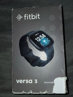 Fitbit VERSA 3 SMART WATCH for Sale in Bristol,  PA