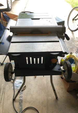 Portable table saw for Sale in Manchester, MO