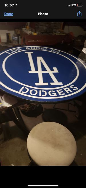LA DODGERS TABLE TOP for Sale in Spring, TX