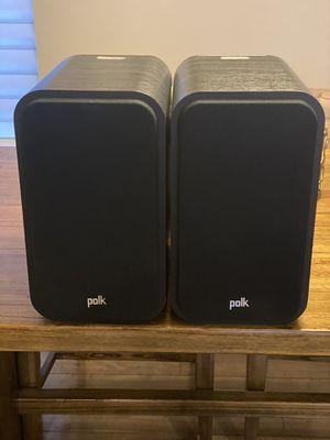 Bookshelf Speakers Polk Audio S20 for Sale in Auburn, WA