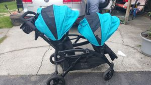 contours double stroller travel system for Sale in Renton, WA