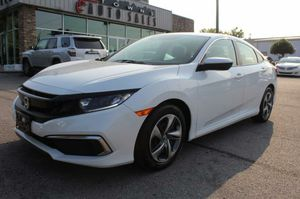 2019 Honda Civic $3500 DOWN PAYMENT for Sale in Nashville, TN