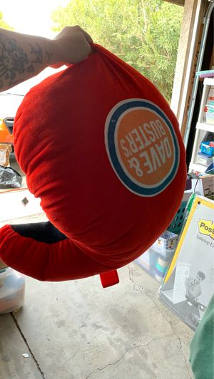 Dave and Busters Punching Bag Hand for Sale in Las Vegas, NV