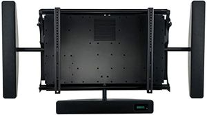 Surround sound built in tv mount system for Sale in Washington, DC