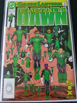 Green Lantern #6 for Sale in Tracy, CA