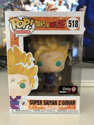 Funko Pop Dragonball Z SS2 Gohan #518 for Sale in Cypress, CA