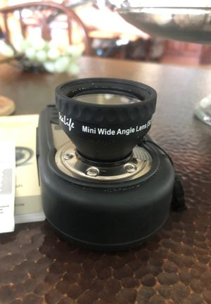 SEALIFE MINI WIDE ANGLE LENS SL973 WITH POUCH for Sale in Bakersfield, CA