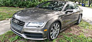 2014 Audi a7 clean title Super Charged for Sale in Hallandale Beach, FL