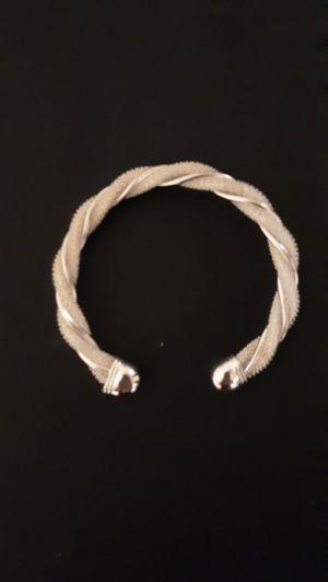 Silver Toned Cuff Bracelet for Sale in Shoreline, WA