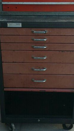Tool Box. Rollaway With Top Box for Sale in Huntington Beach,  CA