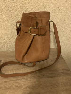 Coach cinched bucket bag for Sale in Oak Creek, WI
