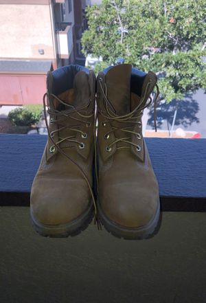 Timberland boots size 7.5 M for Sale in San Diego, CA